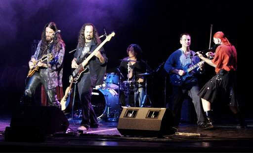 The Celtic rock band Tempest's annual tour will bring them to Ballydoyle pubs in both Aurora and Downers Grove.