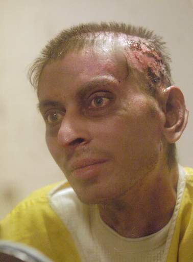 Kaushik Patel in a March 2008 jail interview.