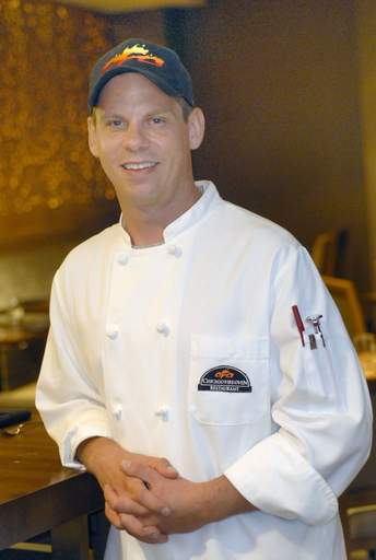 Chef Michael Grove was born into the restaurant business. He helped shape the concept and menu at the new Chicago Fire Oven restaurant at the Crowne Plaza Chicago O'Hare Hotel in Rosemont.